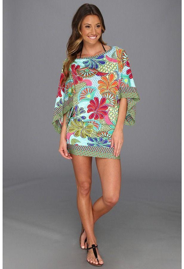 14c5ffe6592 Trina Turk Zanzibar Tunic on shopstyle.com. Trina Turk Zanzibar Tunic on  shopstyle.com Bathing Suit Cover Up ...
