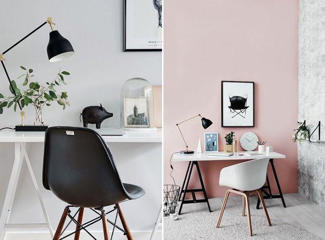 8 Inspirações de home office minimalista - Minimal is cool