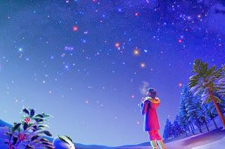 صور نجوم فى السماء Star Sky Image Photo