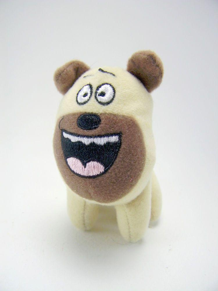 Mel Dog Secret Life Of Pets Mcdonald S Stuffed Toy Animal 3 5 Mcdonalds Secret Life Of Pets Pet Toys Pets