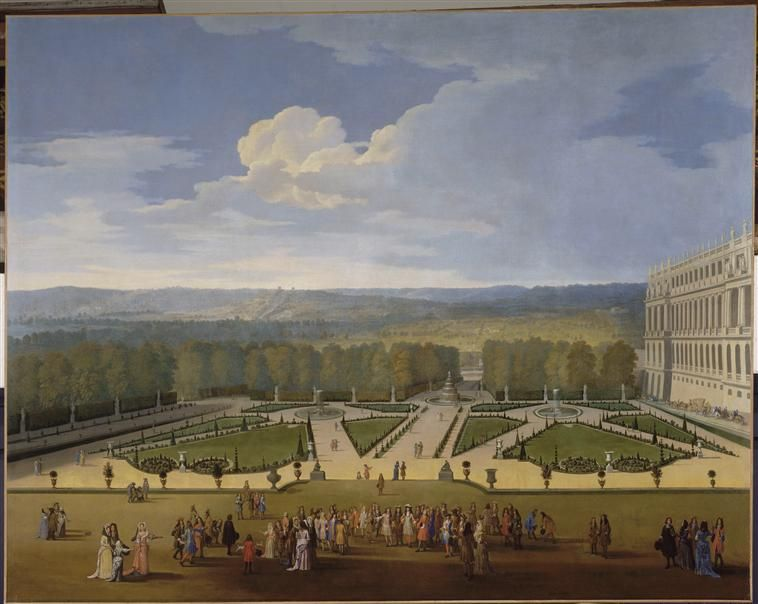 Billedresultat for versailles northern parterre