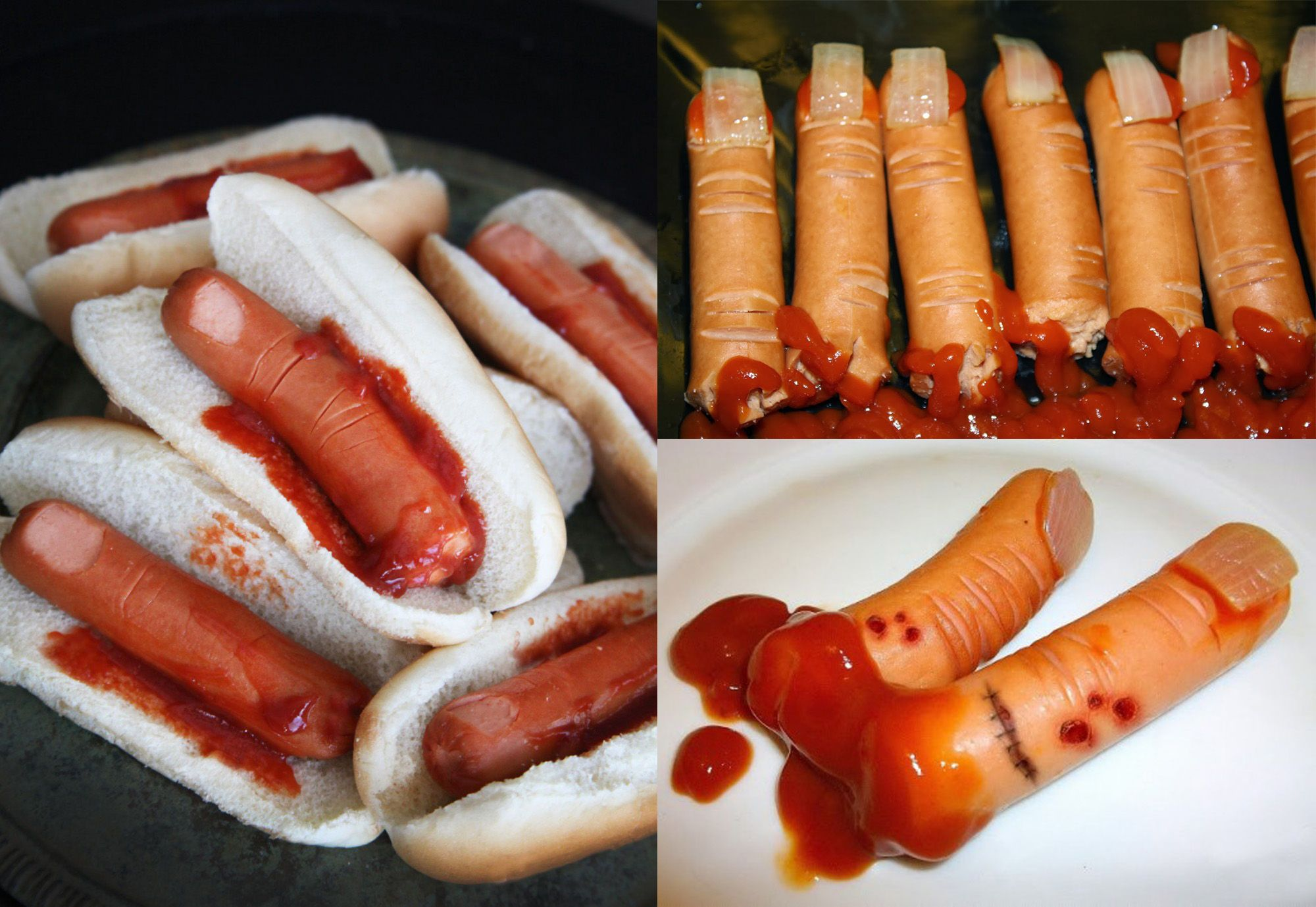 Q Hot Dog And Donut