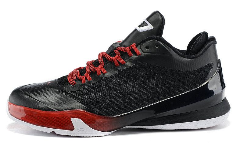 2b09fa1aa99c Jordan CP3.VIII Black White Cool Grey Gym Red Sport Red 684855 001 ...