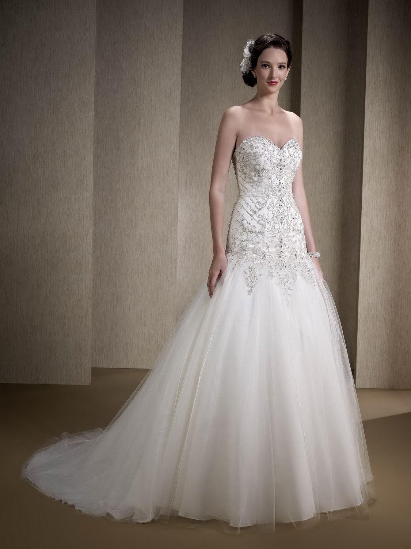 Kenneth winston bridal gown style pl bidal gown pinterest