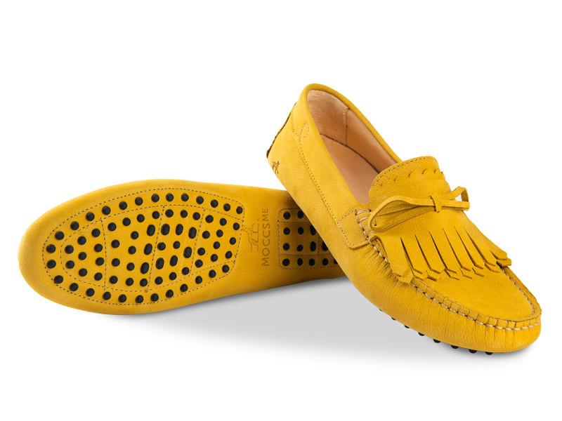 Mokasyny Damskie Bimini Musztardowe Dress Shoes Men Loafers Men Men Dress