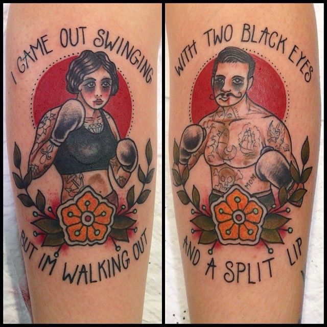 0d4473c53 old school tattoo punk - Recherche Google | art | Punk tattoo ...