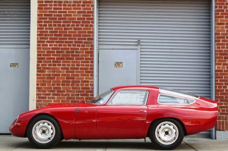 1964 Alfa Romeo Giulia TZ1