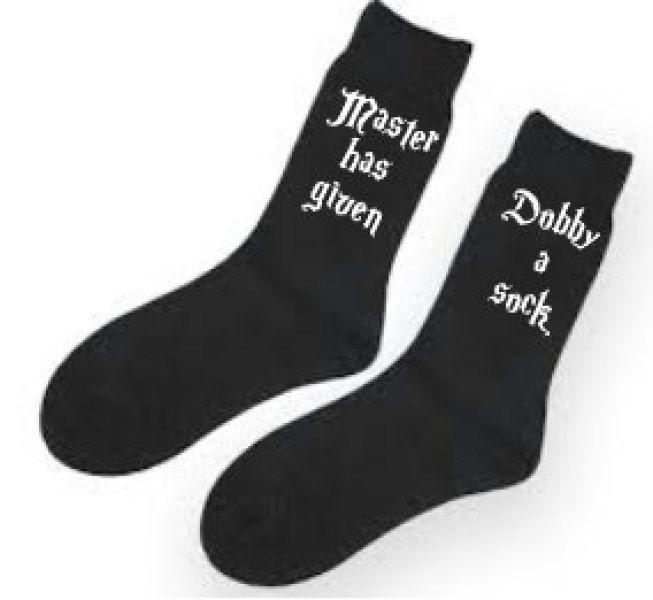 Я люблю тебя как добби любит носки открытка