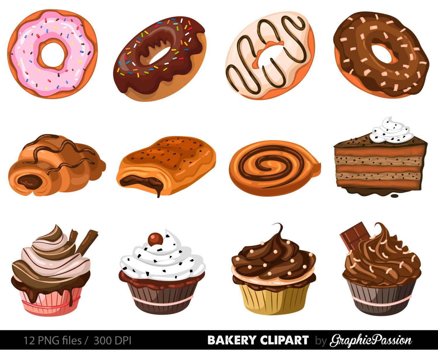 Cupcakes Clipart Google Search Pancake Art Food Clipart Food Props