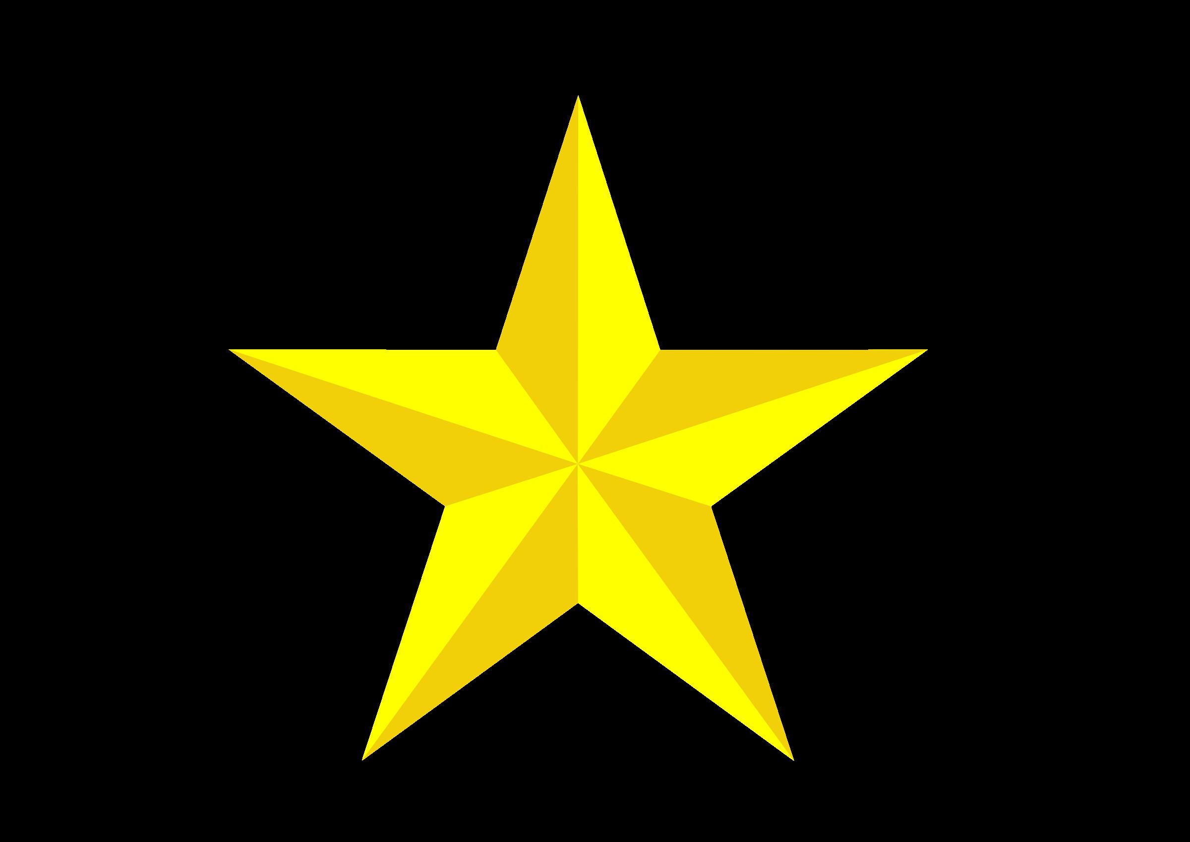 3d Spiral Star Computer Backgrounds Stars Overlays Picsart