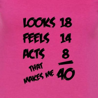 40th Birthday Jokes Quotes Quotesgram