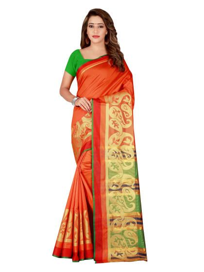 921ae12a6c2a2b Chiffon Lace Work Saree With Blouse Only on trendyecomshop