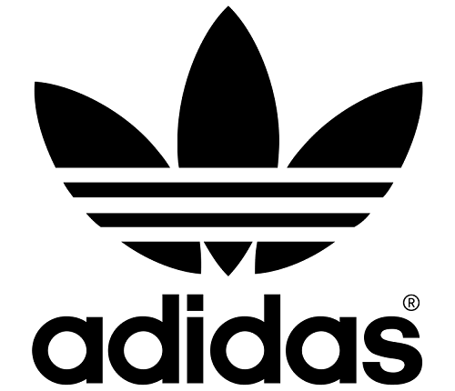 in modern times the adidas logo appears on everything from clothing rh pinterest com adidas logo font free adidas logo font type