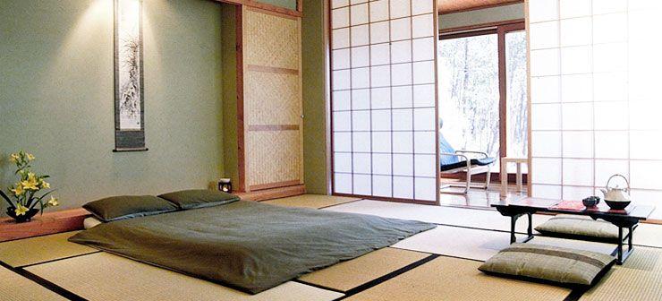 Japanisch Wohnen japanese tatami room home bedrooms japanische