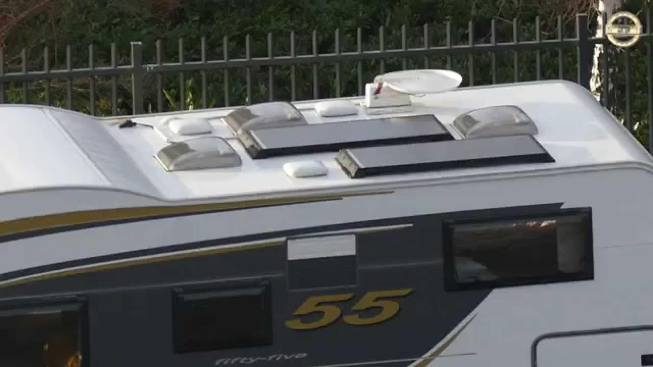 solaranlage f r das wohnmobil off road trailer. Black Bedroom Furniture Sets. Home Design Ideas