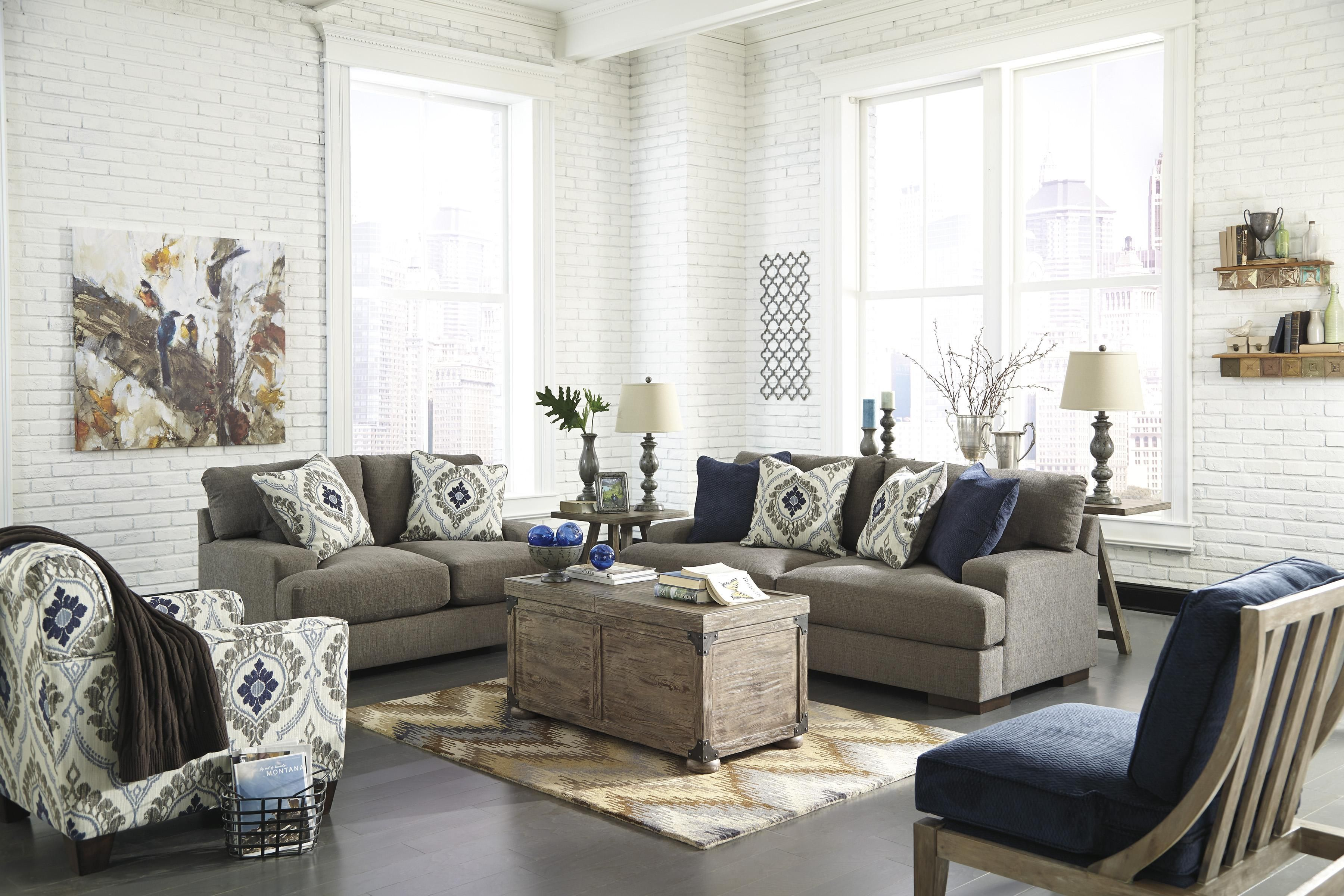 in products benchcraft number contemporary khaki worcester rotmans couches couch ashmont fabric item sofa
