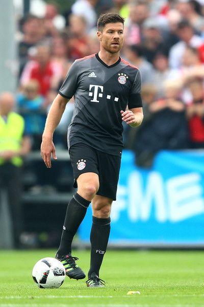 Sv Lippstadt V Bayern Muenchen Friendly Match Xabi Alonso
