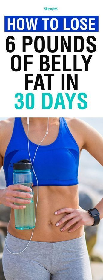 If you're like most of us, you'd love to learn how to lose belly fat in 30 days. These tricks will t...