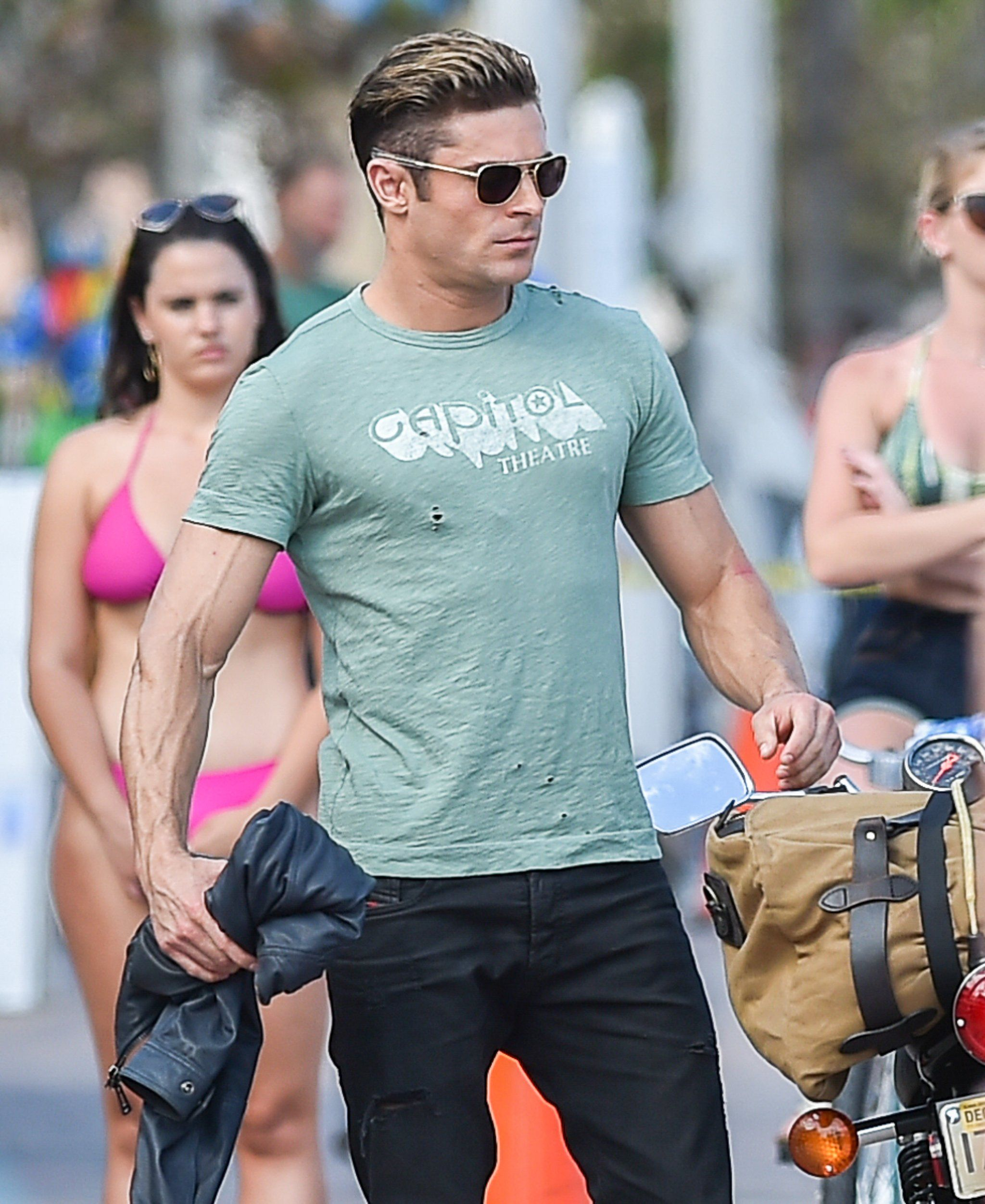 You\u0027ll Want to Ride Off Into the Sunset With Zac Efron After