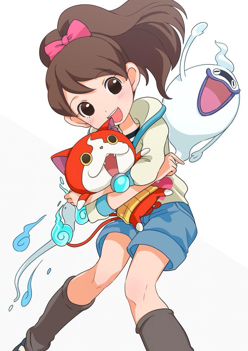 Artist Yanyobot Yokai Watch Youkai Watch Anime Anime Inspired