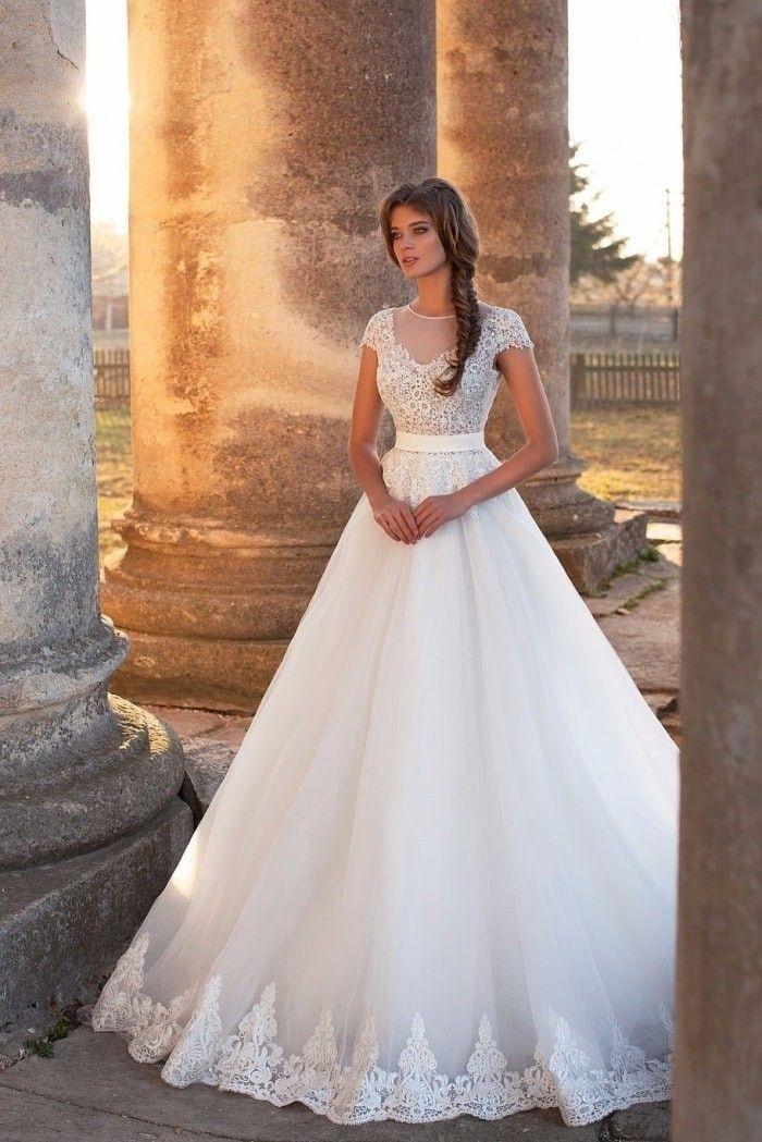 309aabec0 Vestidos de noiva: Tendências 2018 | Wedding dresses | Vestido de ...