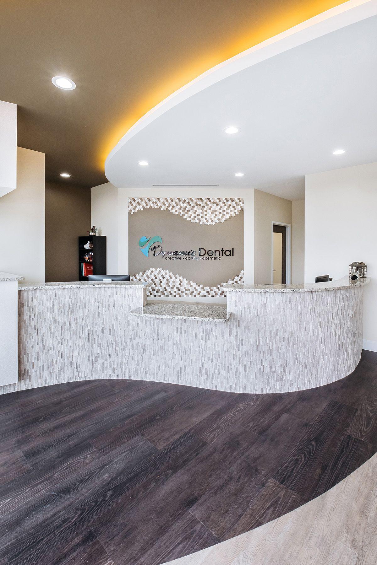 Dynamic Dental Dental Office Design Receptions Dental Office