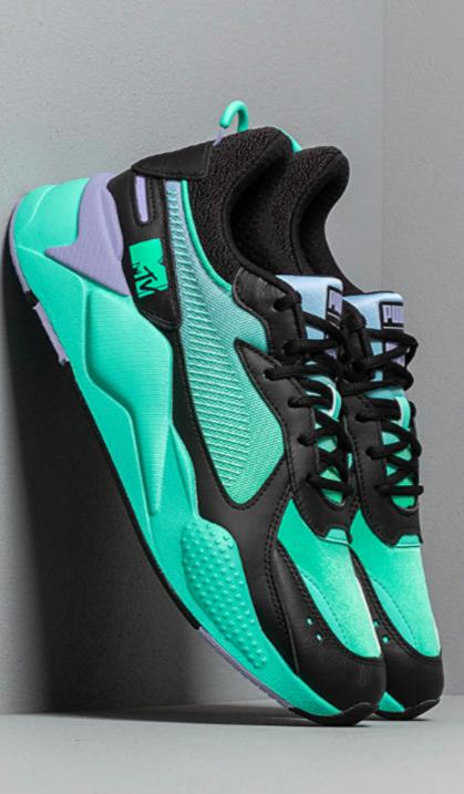septiembre Costoso Confinar  PUMA RS-X TRACKS MTV PASTEL 2 | Adidas brand, Puma, Best sneakers