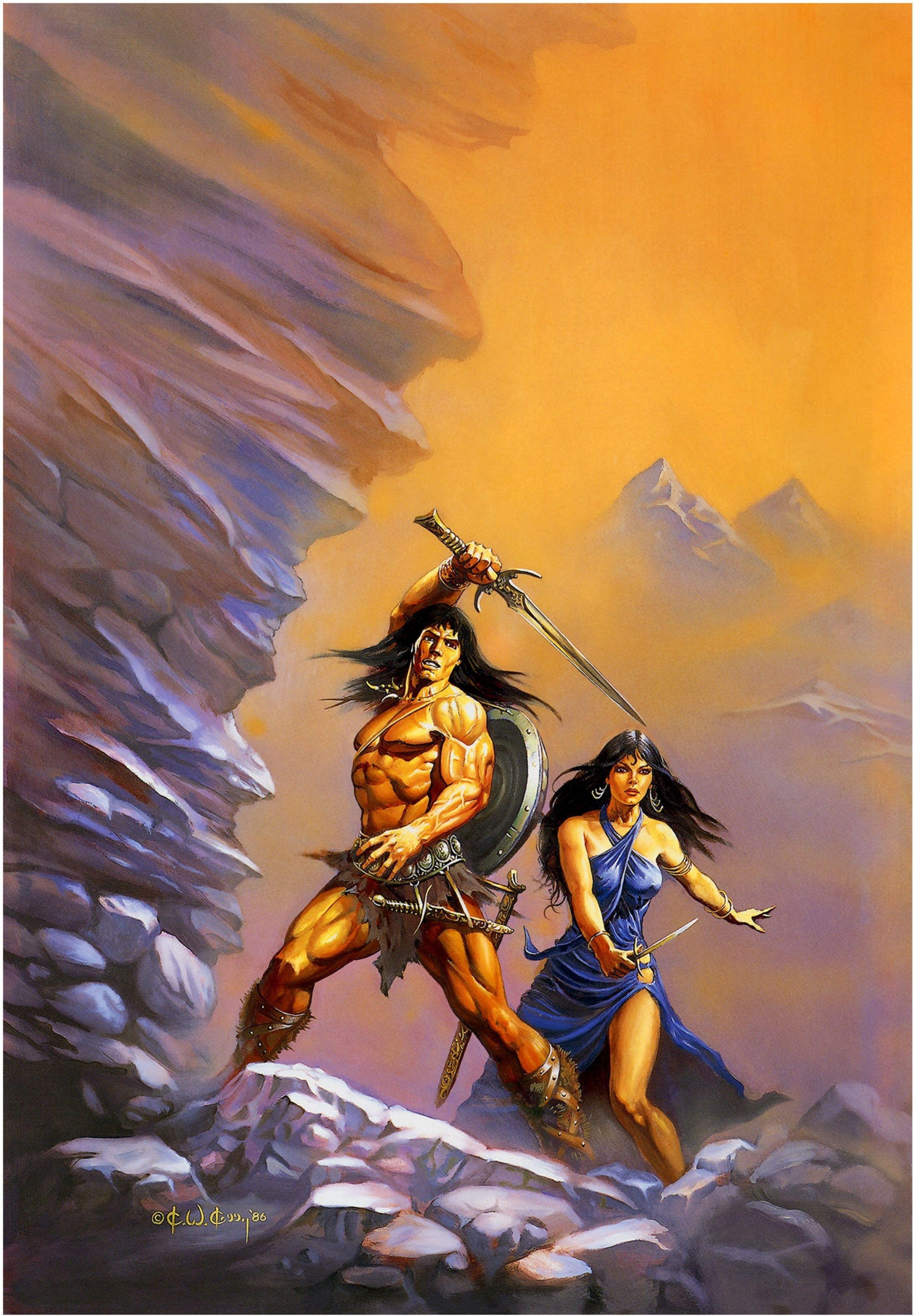 Pin by John Farnum on Conan/REH | Conan the barbarian