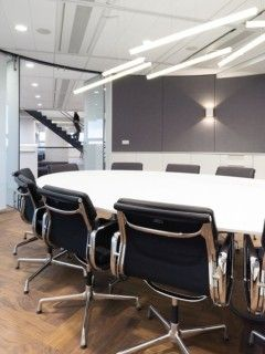 Vopak S New Rotterdam Offices Office Design Interior Boardroom