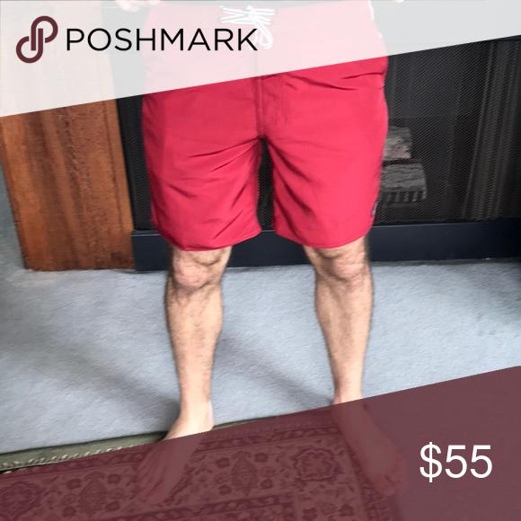 Captain Fin red board shorts | Board shorts, Shorts, Captain