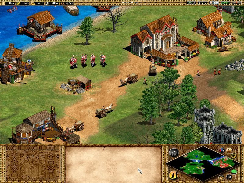Pin By Quadrupple On Age Of Empires Platform Game Still My