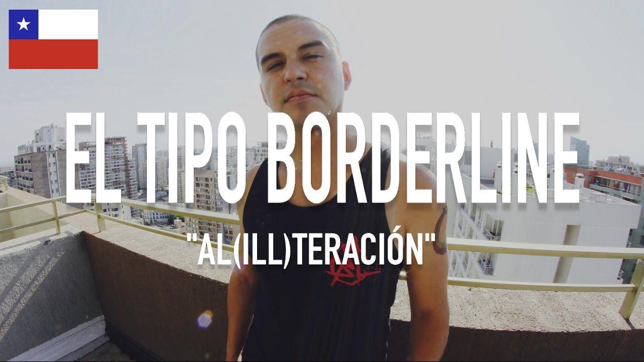 El Tipo Borderline - Al(ill)teración [ TCE Mic Check ]
