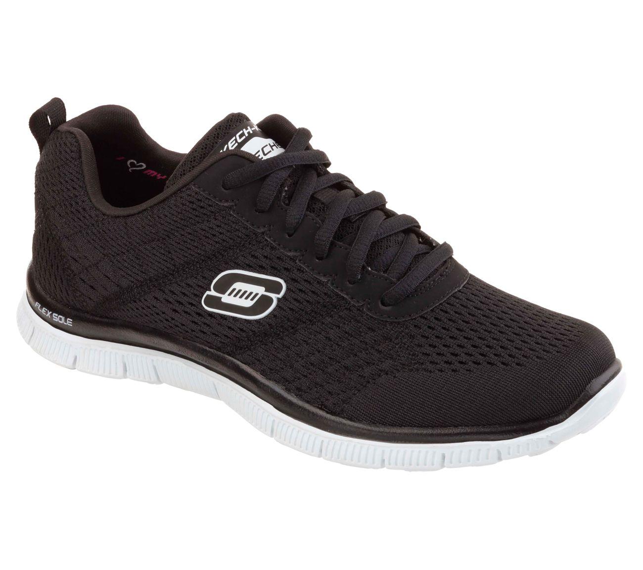 Skechers Women's Flex Appeal Obvious Choice Memory Foam Running Shoes