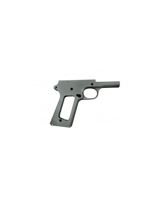 1911 .45 ACP 80% Compact size frame in series 70 Steel Forged 4140 ...