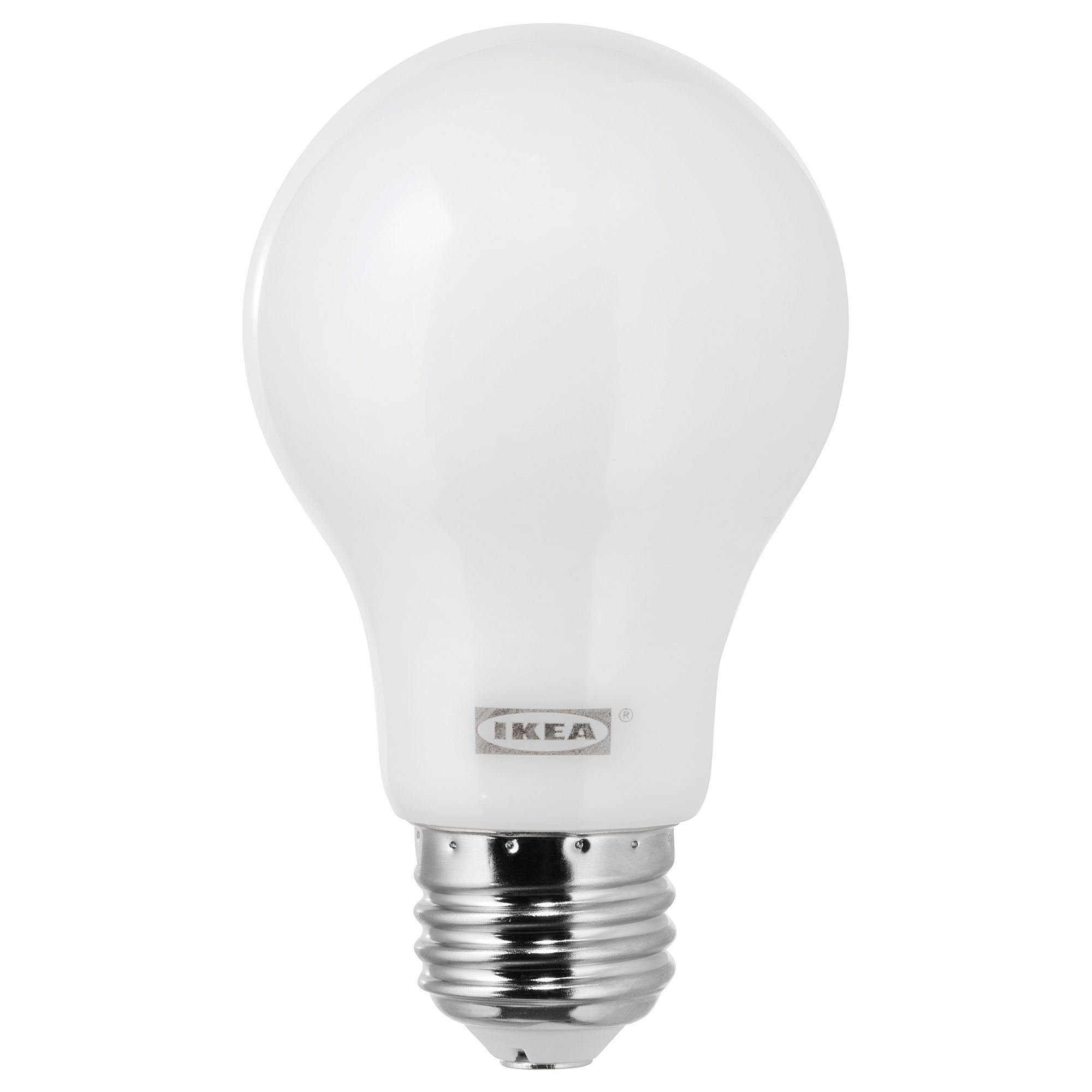 Ikea Ledare Led Bulb E26 600 Lumen Dimmable Warm Dimming Globe