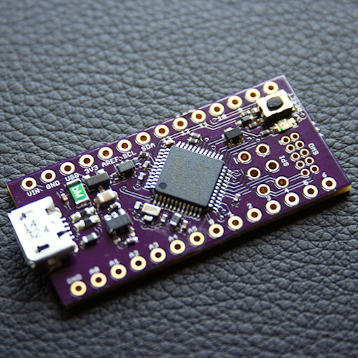 This bit board crams the functionality of an arduino