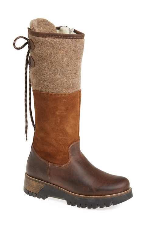 274bc77cbf2 Bos.   Co.  Ginger  Waterproof Mid Calf Platform Boot (Women)