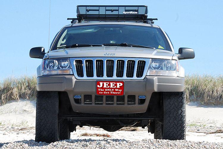 Front Bumper Trim Page 2 Jeepforum Com Jeep Wj Jeep Grand Cherokee Zj Bumpers
