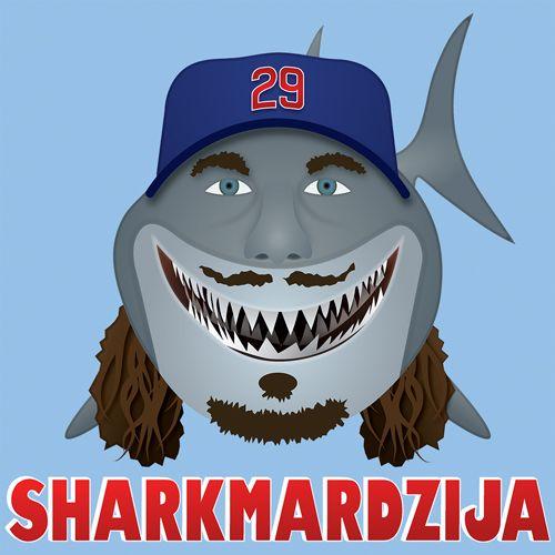Why Jeff 'Shark' Samardzija Is Pretty Much a Real Shark | The Fumble