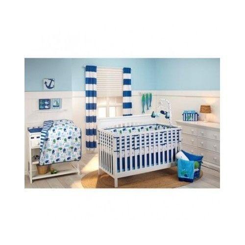 Baby Crib Sets Bedding, Beach Baby Crib Bedding