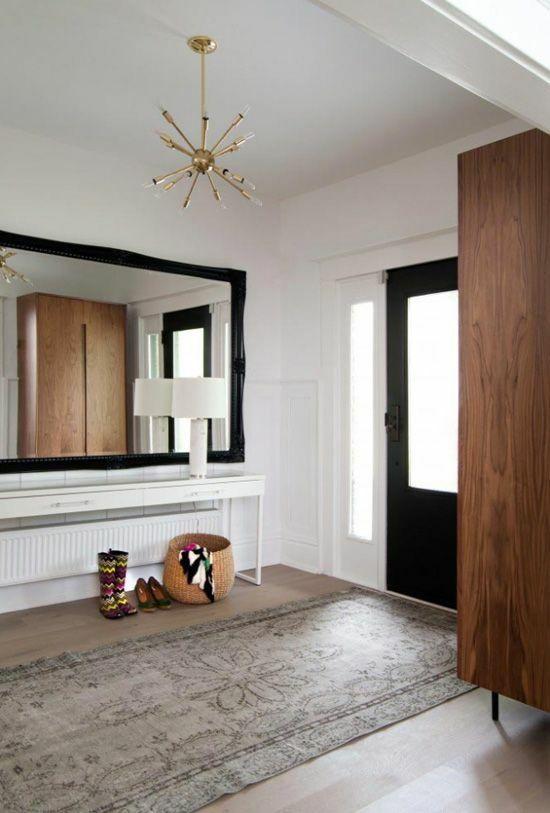 Tapis De Couloir Et D Entree Aux Motifs Rigolos Interieur Maison Maison Style Idees De Design D Interieur