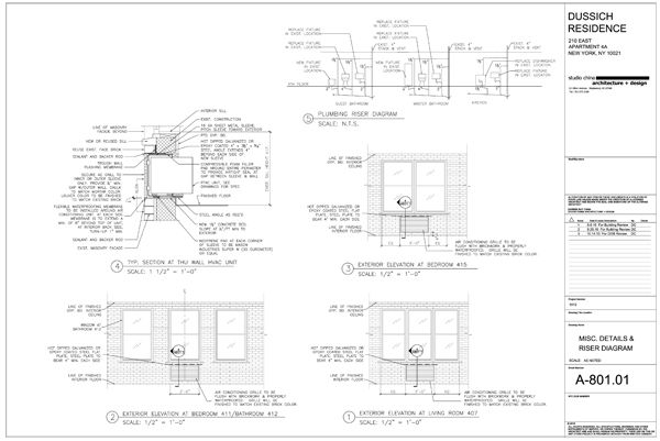 Sample Architectural Drawings Title Blocks Visicom Yahoo Image