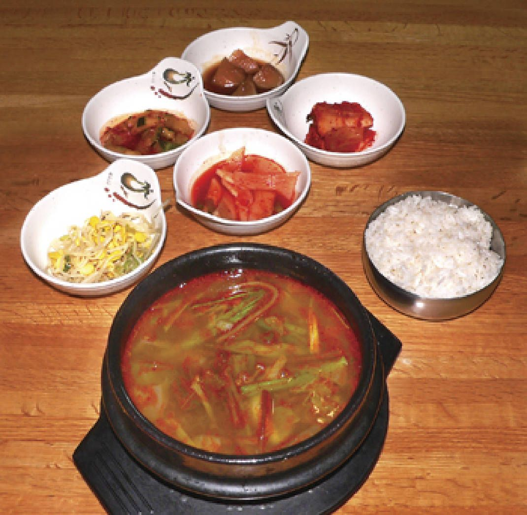 Korean Restaurant Offers Different Kind Of Seoul Food Food Korean Restaurant Restaurant Offers