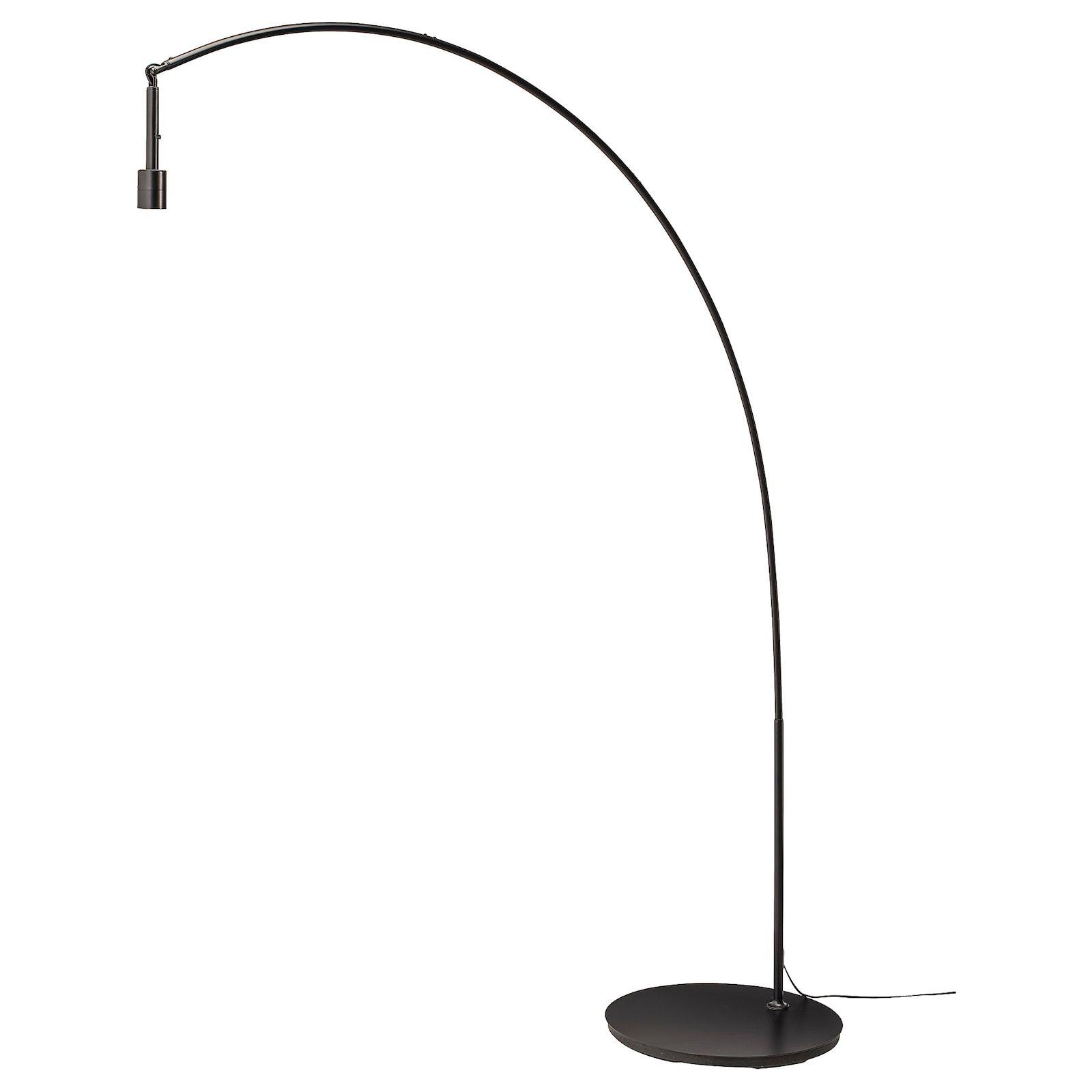 Skaftet Pied Lampadaire Arceau Noir Noir Ikea V 2020 G Torshery Lampa Napolnye Svetilniki