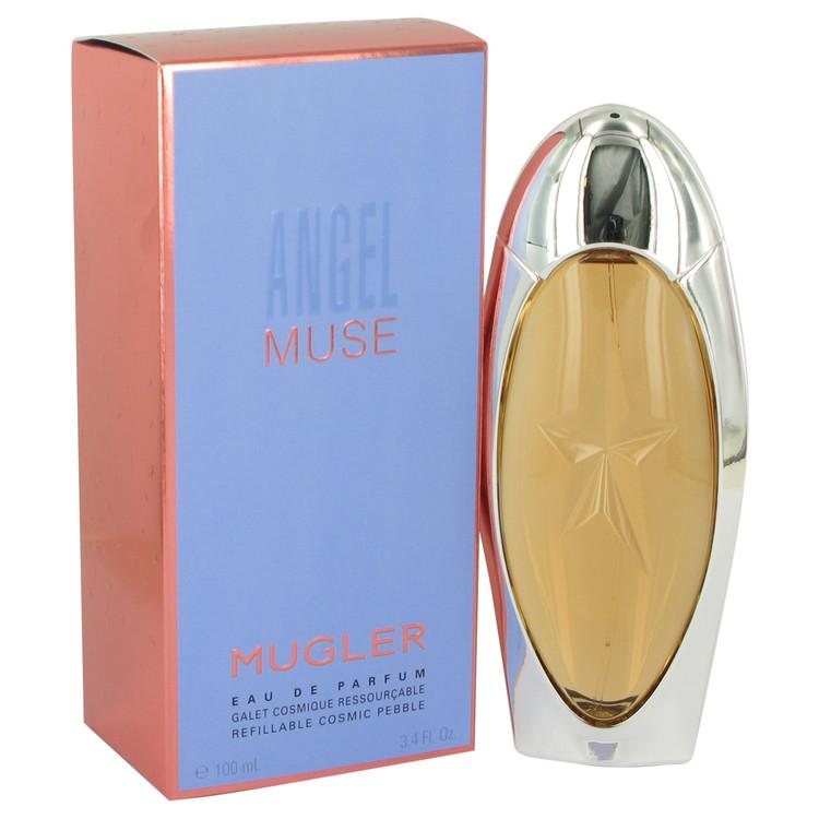 Angel Muse By Thierry Mugler Eau De Parfum Spray Refillable 3 4 Oz