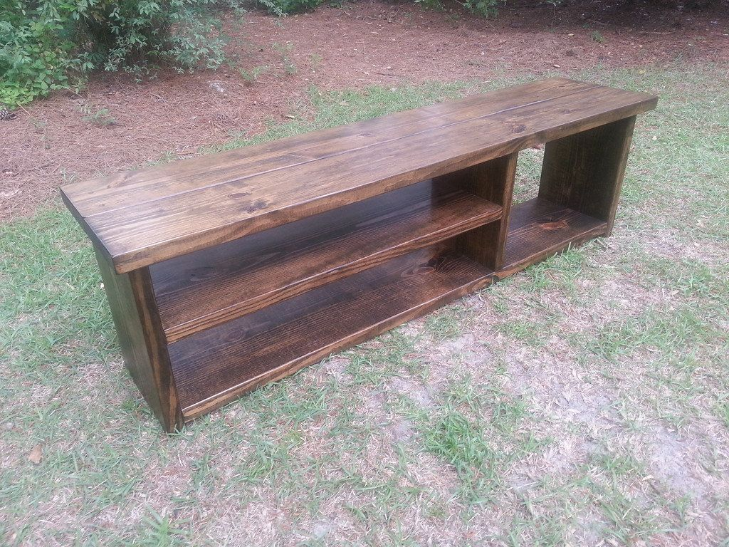 Rustic Entryway Bench - Boot Bench With Shoe Rack And Boot Storage ...