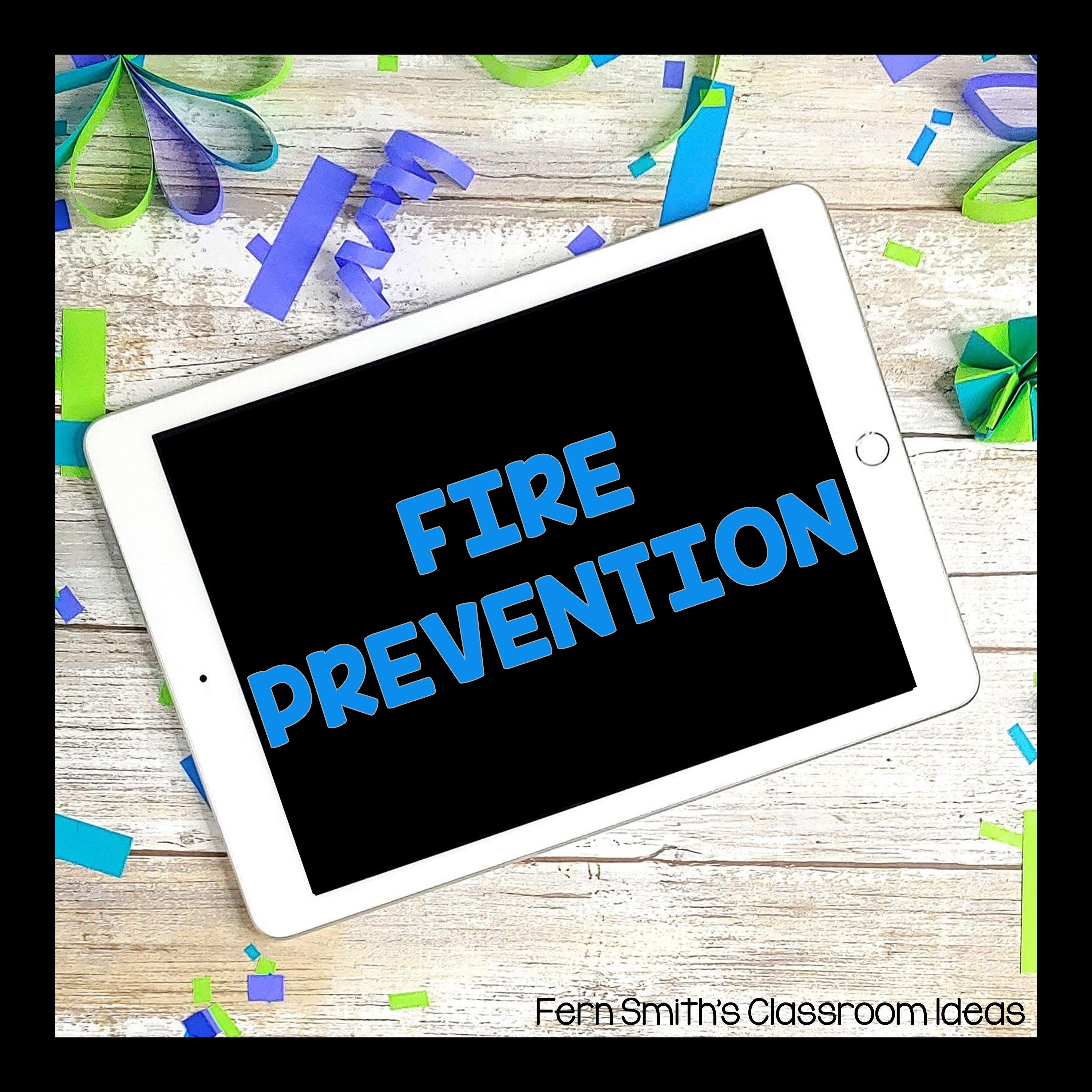 National Fire Prevention Week In