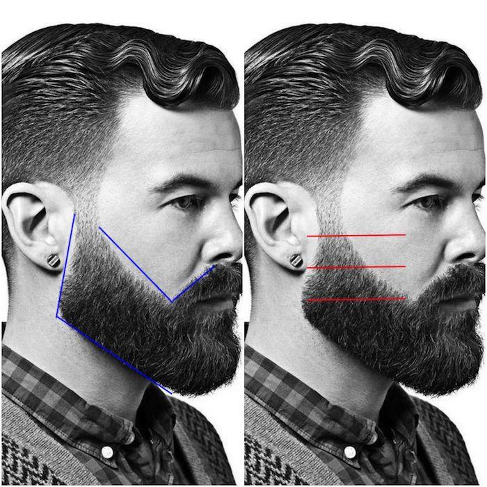 comment raser sa moustache trendy tailler sa barbe comme un pro with comment raser sa moustache. Black Bedroom Furniture Sets. Home Design Ideas