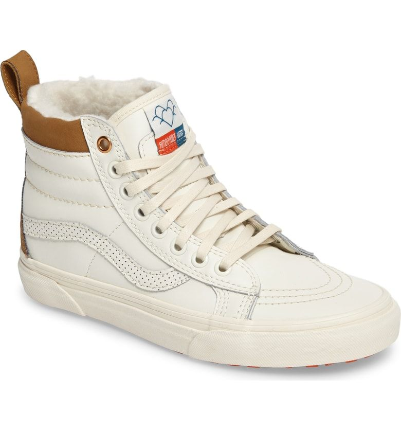 Free shipping and returns on Vans Sk-8 Hi MTE Sneaker (Women) at ... c4507c906