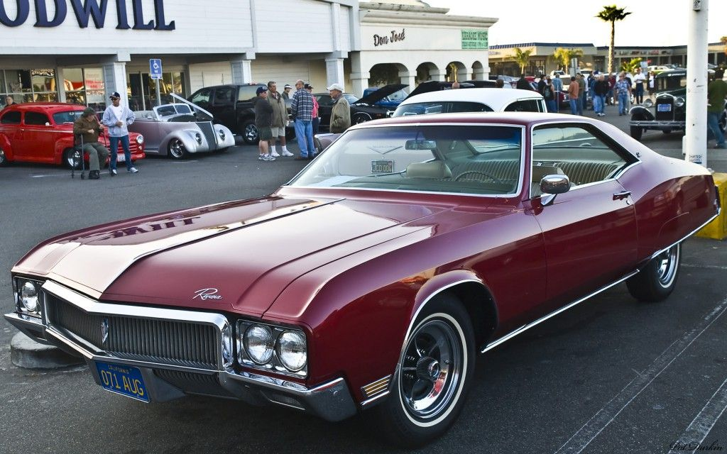 1970 Buick Riviera review, engine Autók